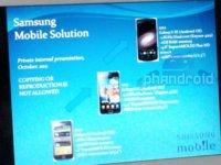 ¿Es éste el Samsung Galaxy S III?, lo más seguro es que no