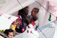 Heidi Klum y Seal renuevan sus votos de forma muy peculiar
