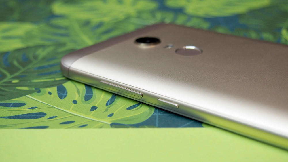 Foto de Xiaomi Redmi 5 Plus (Note 5), diseño (7/7)