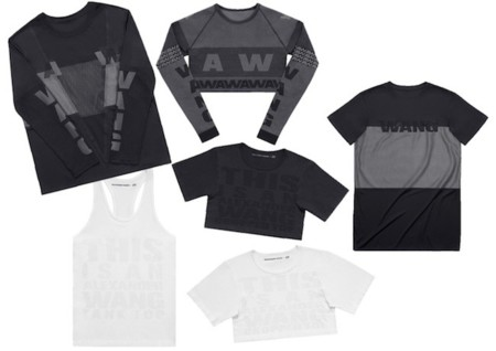 Alexander Wang Hm Collection Shirts