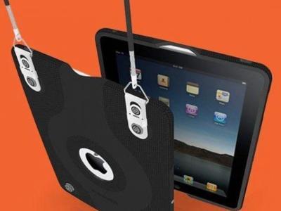 modulR, Interesante concepto de funda y accesorios para iPad
