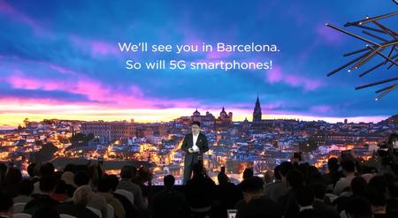 Huawei Smartphone 5g Mwc 2019
