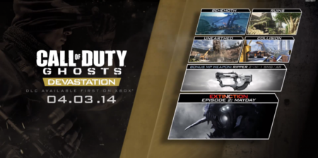 Devastation, así será el segundo DLC de 'Call of Duty: Ghosts'