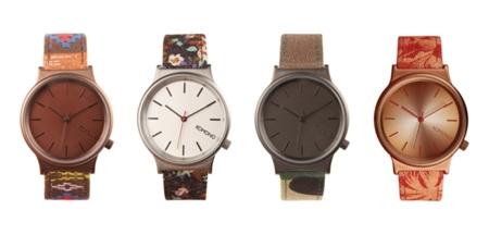 Nueva colección de relojes Komono