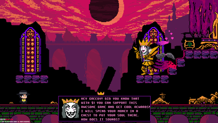 Fight Mad King 8bit