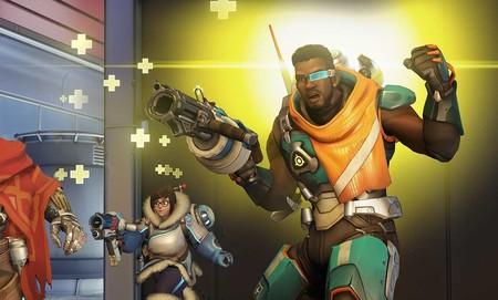 Baptiste quiere ser tu sanador favorito en Overwatch, y su set de habilidades lo avala