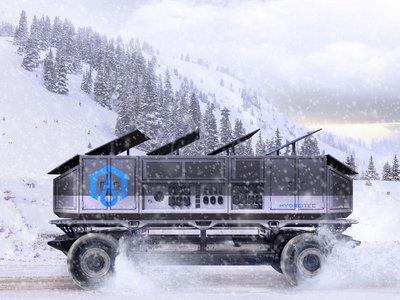 General Motors establece una división militar: SURUS, su nueva plataforma de pila de combustible, dará que hablar