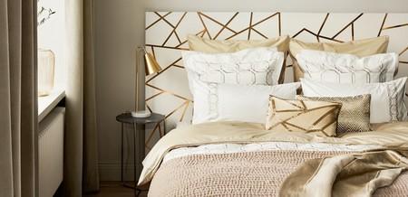 Once detalles con efecto dorado para lograr ambientes resplandecientes