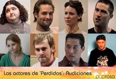 Los castings de los actores de 'Lost' ('Perdidos'), qué grandes