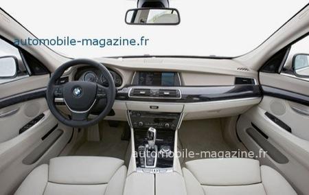 BMW Serie 5 GT fotos oficiales