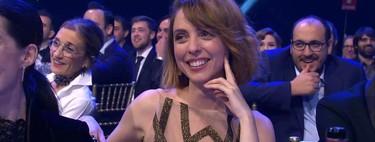 Brays Efe contra la gordofobia y la cara de circunstancias de Leticia Dolera protagonizan los mejores momentos de los Feroz