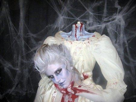 Disfraces para Halloween: María Antonieta, lujo y decadencia fantasmal