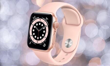 El Corte Inglés tiene el Apple Watch Series 6 de 40mm más barato: estrena smartwatch por 399 euros
