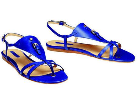 Sandalias-planas-azules