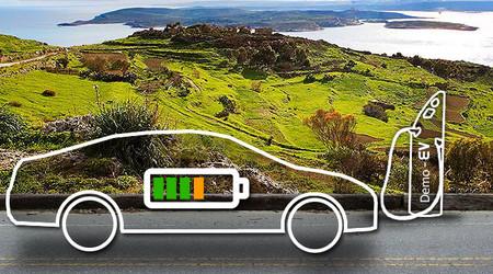 Malta abre sus puertas al vehículo eléctrico con 100 puntos de recarga