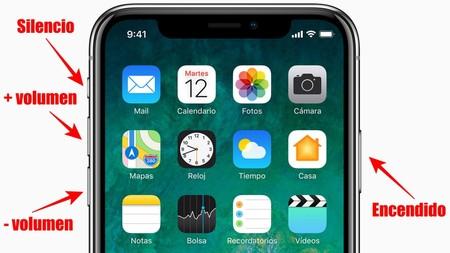 cb800faaadc Trucos iPhone X: la guía definitiva de gestos y controles