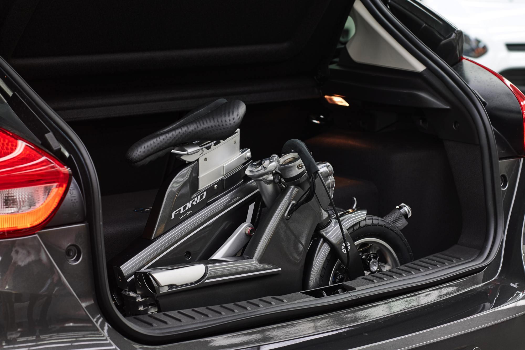 Foto de Ford Mode:Me y Mode:Pro, bicicletas eléctricas (2/16)