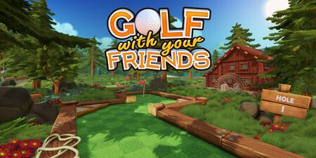 Team17 compra los derechos de Golf With Your Friends por nada más y nada menos que 13,6 millones de euros