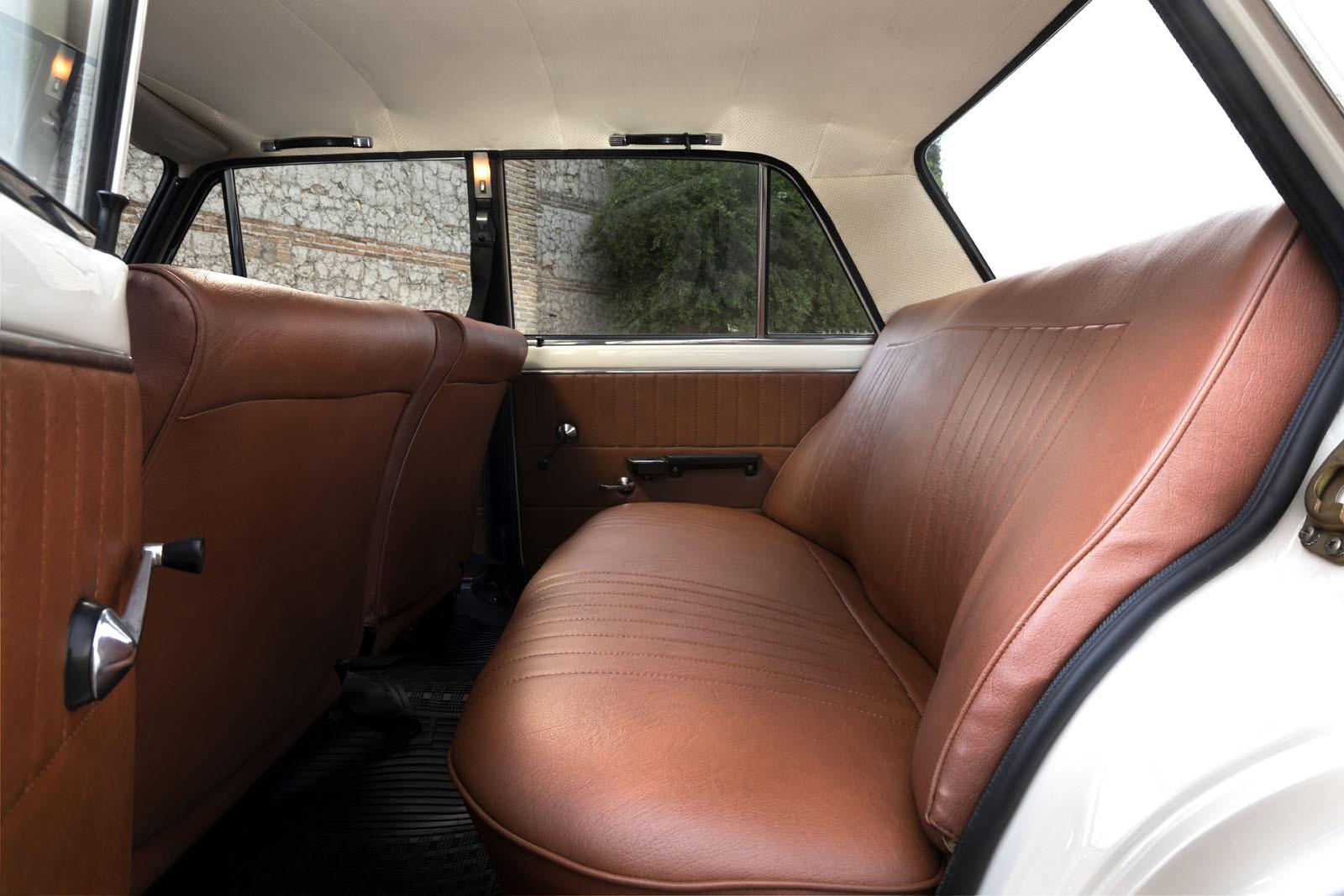Foto de SEAT 124 (prueba) (26/27)