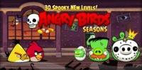 Angry Birds Seasons estrena nueva temporada con un nuevo capítulo de Halloween