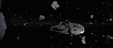 No, los campos de asteroides no son como en las películas (y menos como en 'Star Wars')