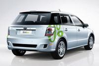 Thriev incorpora 20 taxis BYD e6 eléctricos a Londres