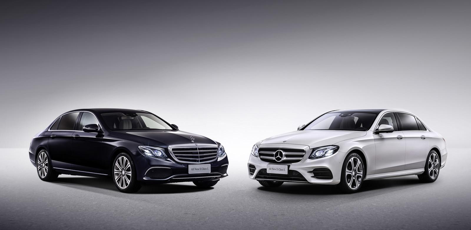 Mercedes-Benz Clase E LWB (11/14)