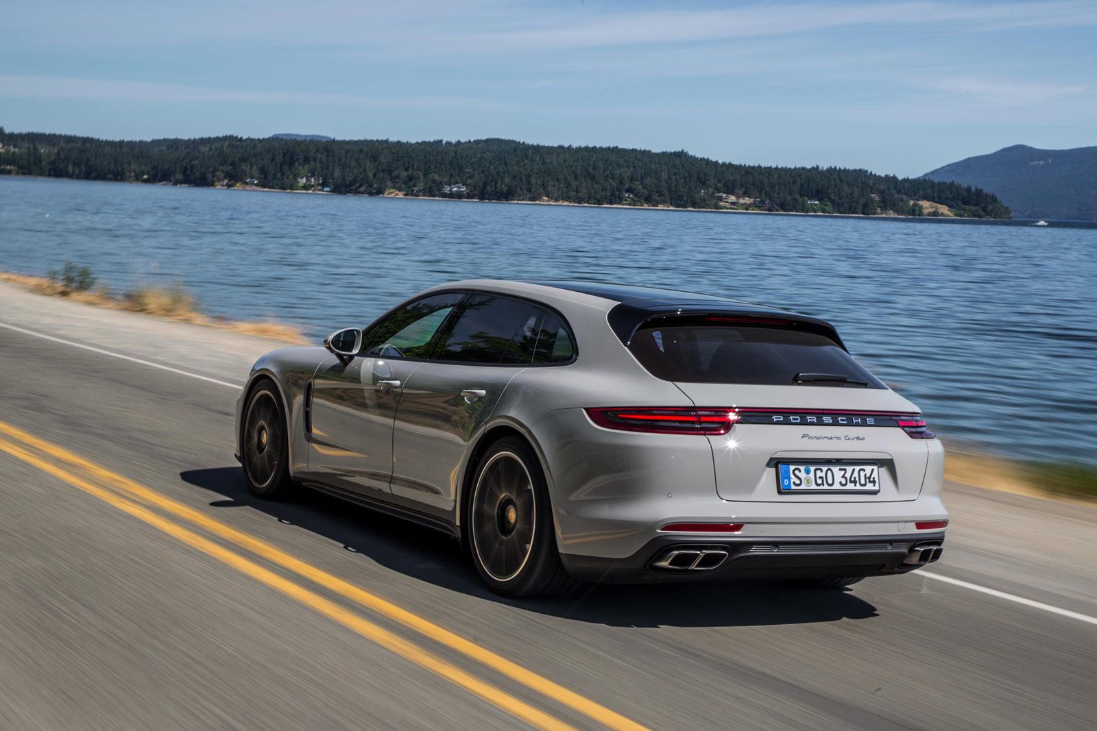 Foto de Porsche Panamera Sport Turismo, toma de contacto (68/75)