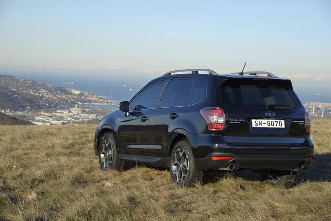 Precio del Subaru Forester 2013