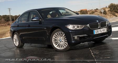 BMW Serie 3, presentación y prueba en Madrid (parte 2)
