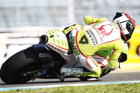 La de De Puniet es la mejor Ducati
