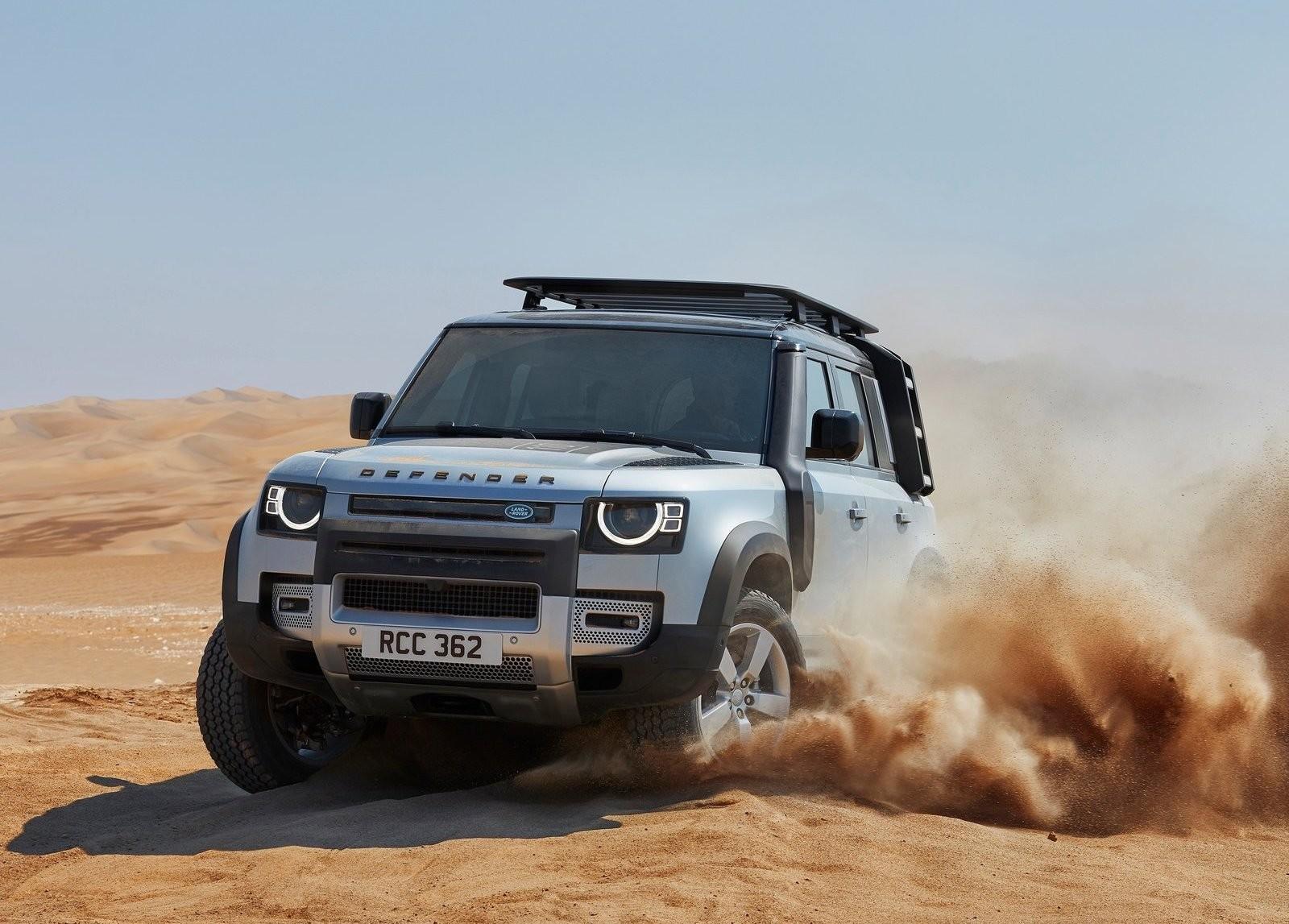 Foto de Land Rover Defender 2020 (3/60)