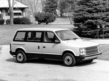 Dodge Caravan 1983 MY1984