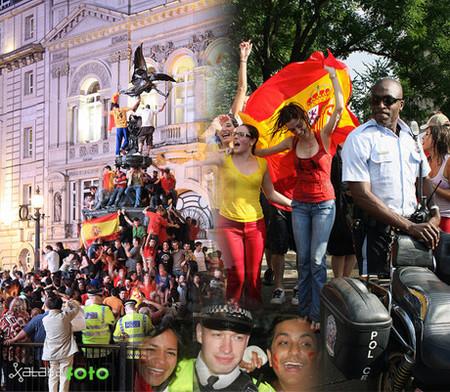 Eurocopa 2008: España campeona, en imágenes