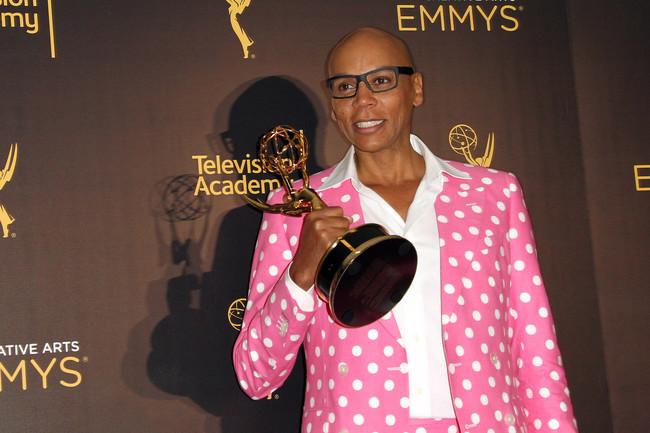 Rupaul Emmy 2016