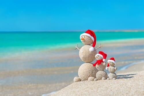 Cómo es la Navidad en el hemisferio Sur