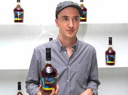 kaws & hennessy-launching