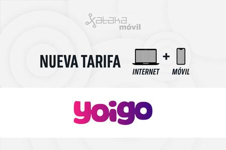 Yoigo renueva sus tarifas de fibra y móvil: menos datos a cambio de más velocidad y precios más baratos