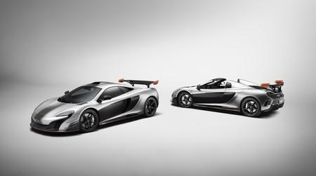 McLaren MSO R Coupé y R Spider, dos caprichitos creados para un adinerado cliente de la marca