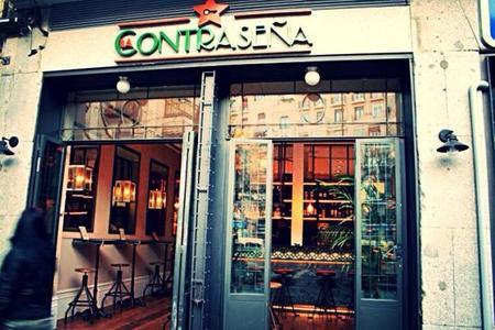 La Contraseña, decoración moderna colonial en la calle Ponzano