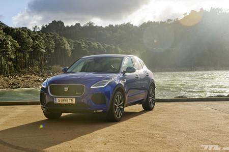 Los dos futuros SUV pequeños de Jaguar podrían recurrir a una plataforma de tracción delantera de BMW