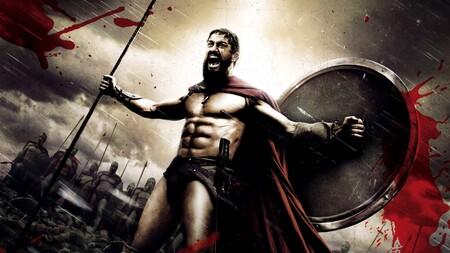 '300':  Zack Snyder adapta a Frank Miller en un sangriento espectáculo con un arrollador Gerard Butler