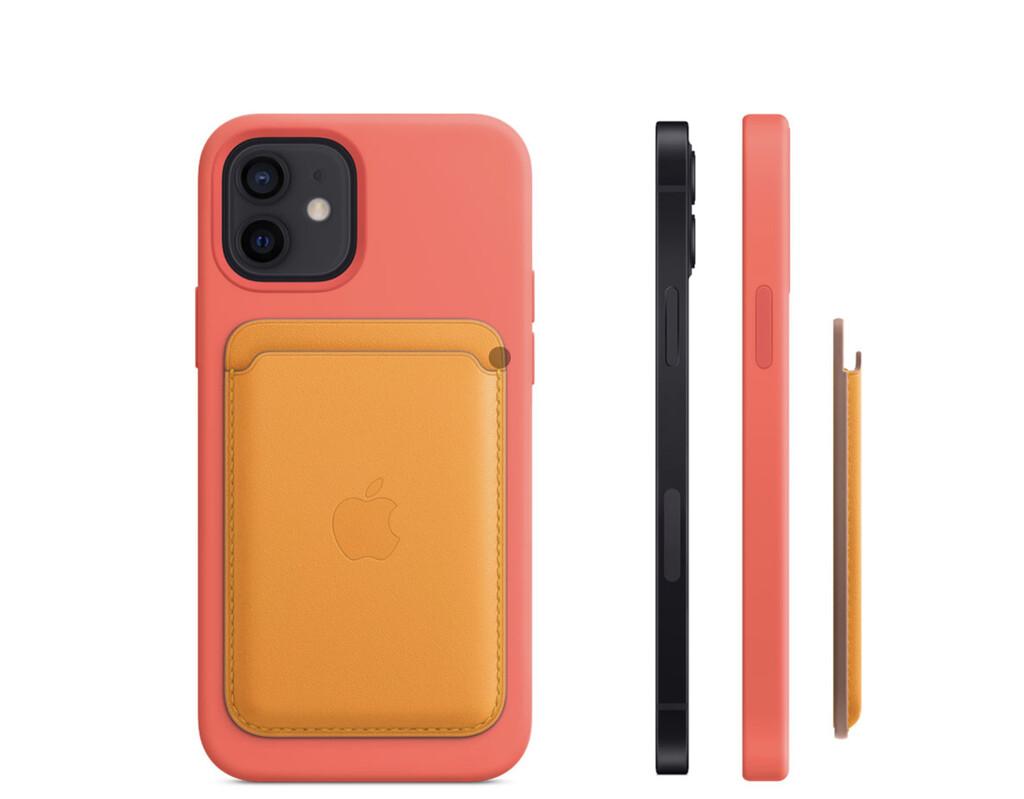 Las fundas de cuero para iPhone 12 llegan hoy: 65 euros y cinco colores, MagSafe Duo y otros llegarán