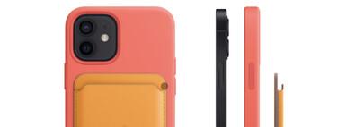 """Las fundas de cuero para iPhone 12 llegan hoy: 65 euros y cinco colores, MagSafe Duo y otros llegarán """"más tarde"""""""