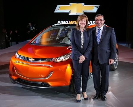 General Motors se adelanta a todos con el Chevrolet Bolt EV: 100% eléctrico con más de 320 kms de autonomía