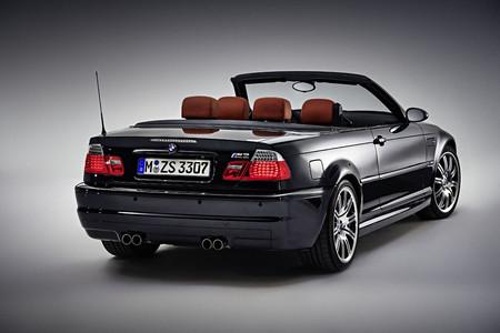 BMW M3 Cabrio E46