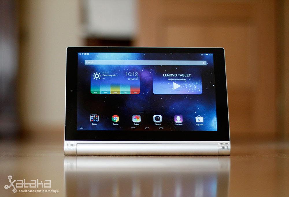 Foto de Lenovo Yoga Tablet 2 (16/20)