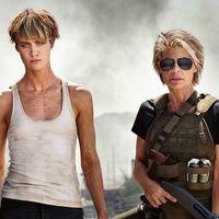 Primer vistazo a 'Terminator 6': el futuro es femenino