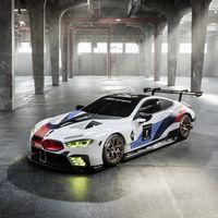 Estés listo o no, aquí llegan los 500 CV del BMW M8 GTE, el deportivo más radical de BMW