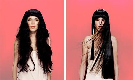 Alisado Termal para el cabello